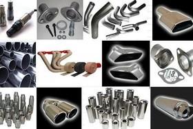 Новое поступление труб и гибов, разных диаметров и углов!