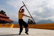 Максим Кармицкий - Инструктор по традиционному кунг фу, цигун, самообороне и специальной физической подготвке