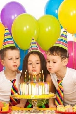 Спецпредложение на детский День Рождения!
