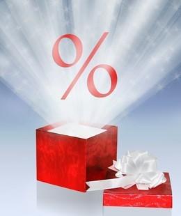 Именинникам скидка 10%