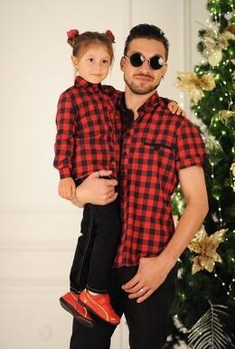 Распродажа мужских и детских сорочек