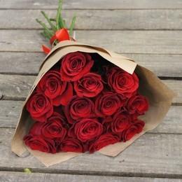 Букет из 15 роз всего за 750 рублей
