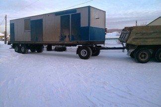 В Свердловской области появилась первая мобильная котельная