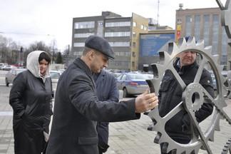 Роман Кравченко провел плановый объезд района
