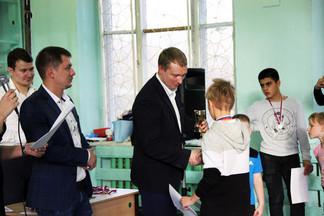 Владимир Смирнов выступил одним из организаторов соревнований по кикбоксингу
