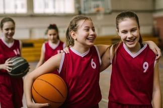 Баскетбольная школа им.Канделя ведёт набор на новый тренировочный год