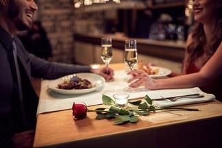 Романтический ужин в стейк-хаусе BIG БЫК