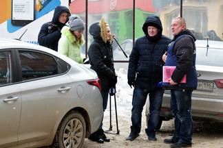 Квартальные стоят на страже чистоты: проведен специальный пресс-тур по Орджоникидзевскому району