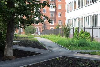 Продолжается реконструкция дворов в рамках проекта «Формирование городской среды»