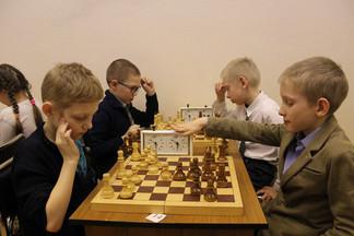 Юные шахматисты «Созвездия» приняли участие в городском турнире «Малахитовая шкатулка – 2019»