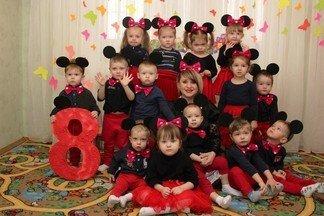 На Уралмаше открылся второй филиал частного детского сада Полосатый Слон