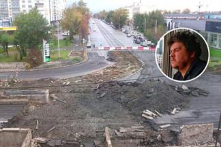 «Мы не едем!»: крик души екатеринбургского водителя, застрявшего в пробке на Эльмаше