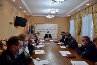 Проведено рабочее совещание по организации праздничной купели на Калиновских разрезах