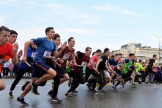 Подведены итоги легкоатлетических забегов, посвященных Дню Победы