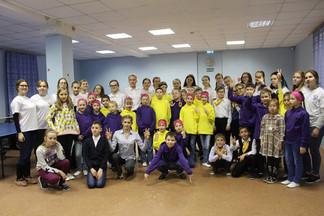 «Ангелы добра»: в Орджоникидзевском районе прошел концерт Центра «Созвездие»