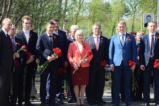 День Победы: в Орджоникидзевском районе проведено более десятка мероприятий