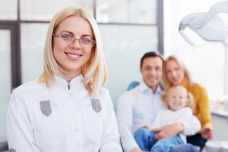 Семейная скидка в стоматологию УРСУЛА