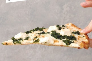Новая ультратонкая пицца в ПАПА ДЖОНС