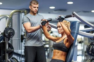 В фитнес-центре SL FITNESS открыта вакансия тренера тренажерного зала