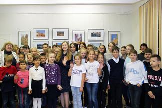 Детская школа искусств № 5 открывает сезон выставок: гостей ждет серия работ, посвященных Италии