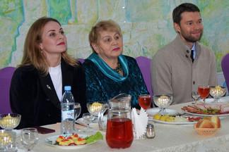 Организация всероссийского общества инвалидов Орджоникидзевского района празднует свое 30-летие