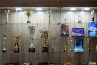 В Администрации открылась выставка, посвященная истории и достижениям района