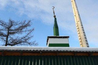 «Cоборную мечеть» у недостроенной телебашни перевезут на Уралмаш