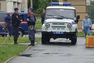 В Екатеринбурге убили мужчину