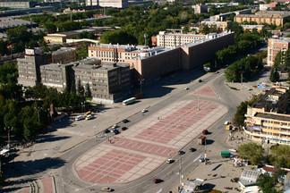 Проведено совещание по развитию общественных пространств Орджоникидзевского района
