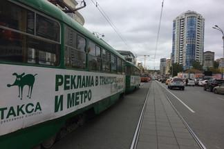 В Екатеринбурге идет подготовка к запуску трамвая в Верхнюю Пышму