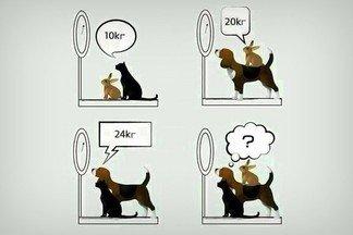 Отгадайте загадку про весы и животных