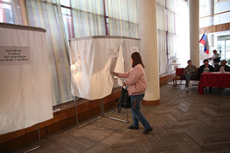 Избирком объявил довыборы в Заксобрание Свердловской области