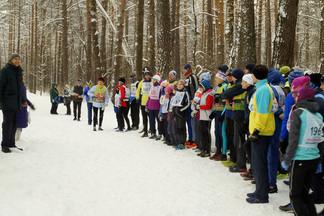 Пробег памяти Игоря Александровича Буркова собрал вместе более 60 спортсменов