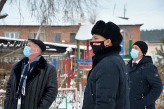 Роман Кравченко провел объезд отдаленных территорий