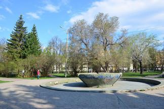 На проспекте Орджоникидзе восстановят старый фонтан