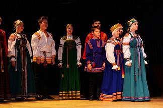 В Центре культуры «Эльмаш» состоялся праздничный концерт, посвященный Дню Матери