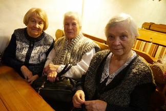 Для ветеранов торговли Орджоникидзевского района прошел новогодний «Голубой огонек»