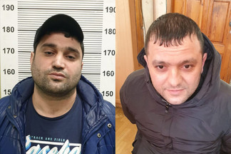 Похитители платежного терминала найдены в Екатеринбурге