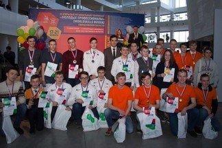 Начинаем с технических стартов, заканчиваем титулом Чемпиона: Ребята из Орджо отправятся на финал чемпионата «WorldSkills Russia»