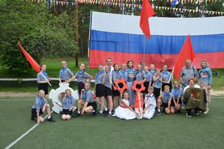 IX ежегодный фестиваль «Новая звезда» состоялся в загородном лагере «Чайка»