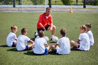 Психологическая подготовка юных футболистов в школе ЮНИОР