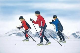 В школе РЕКОРД объявлен набор в секцию лыжных гонок
