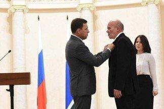 Двое работников Машиностроительного завода имени М.И. Калинина награждены медалью ордена «За заслуги перед Отечеством» II степени
