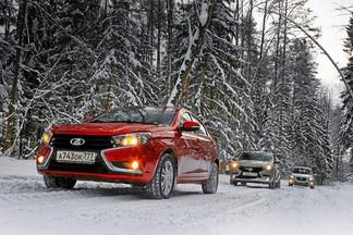 Автоцентр ГЛАЗУРИТ и бренд LADA продолжают радовать своих покупателей