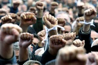 Свердловская область попала в тройку регионов по росту протестной активности