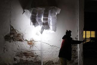 Студенты ЕАСИ представили свои работы на фестивале светового искусства «Не темно-2018»