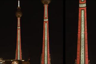 Крест Покраса Лампаса на Уралмаше стал символом несвободы в искусстве и появился на башне в Берлине