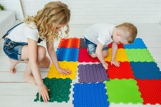 Большое поступление детских массажных ковриков в магазине МИР ЗДОРОВЬЯ