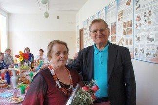 Ветерану «Уралмашзавода», Галине Николаевне Буняк - 80 лет