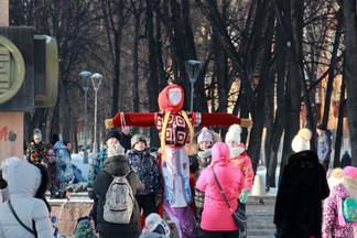 «Широкая Масленица»: в Орджоникидзевском праздник пройдет на пяти площадках